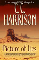 Picture of Lies written by C C Harrison